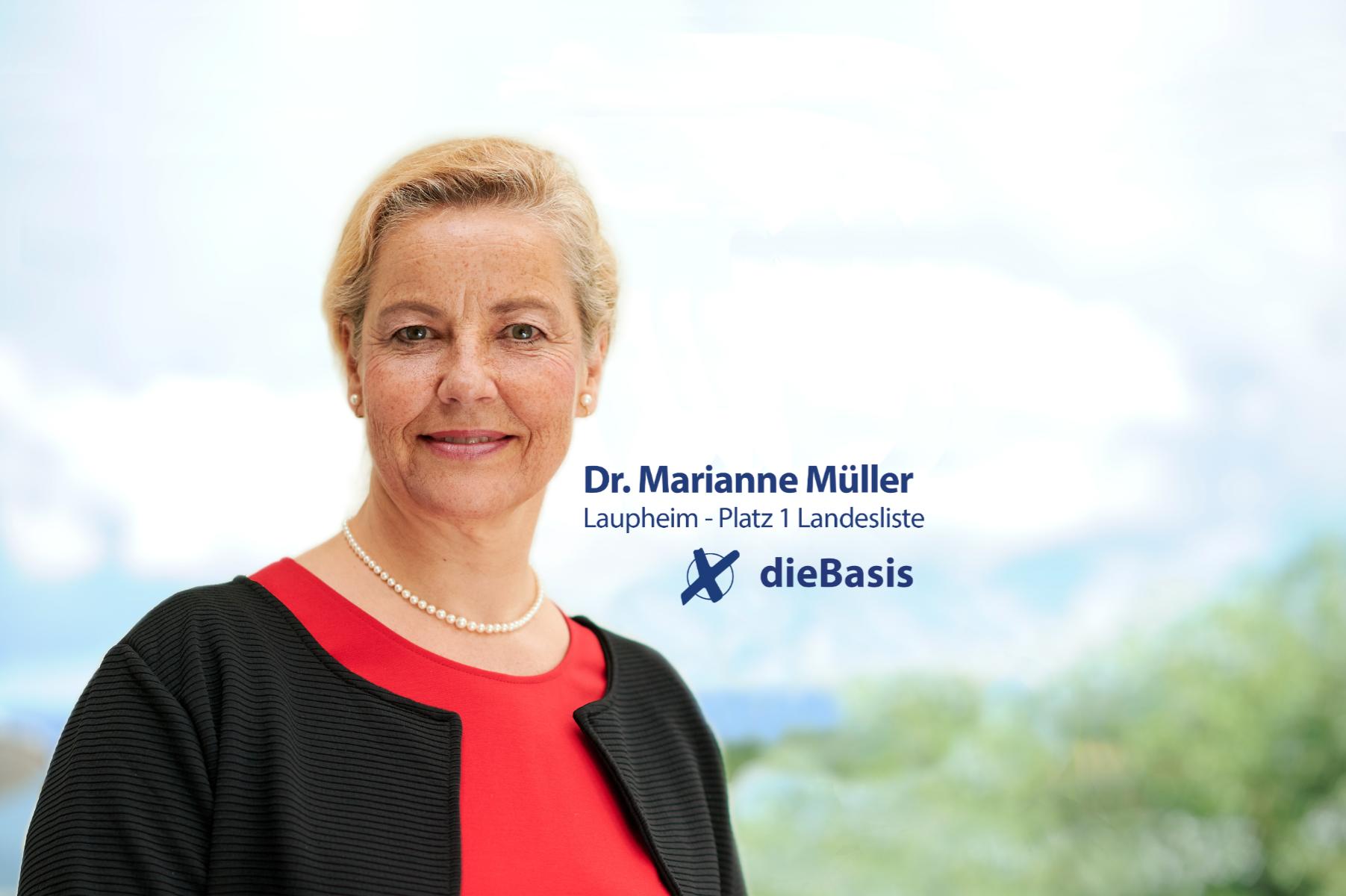 Dr. Marianne Müller