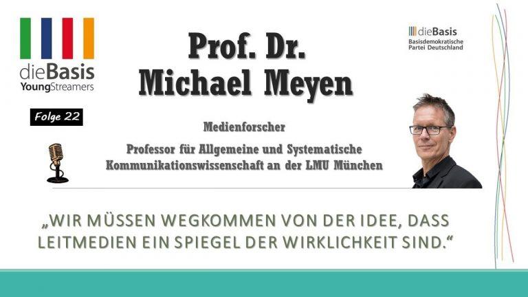 Dr. Michael Meyen